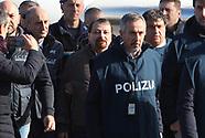 20190114 - Ciampino rientro del terrorista Cesare Battisti,