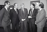 Irish politicians,<br />