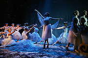 An image from the series Season's Greetings, documenting Christmas in my native North Carolina.<br /> <br /> The Triangle Youth Ballet performs their annual holiday production of The Nutcracker in Durham, North Carolina.