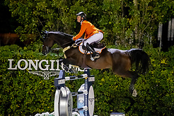 Greve Willem, NED, Zypria S<br /> Longines FEI Jumping Nations Cup Final<br /> Challenge Cup - Barcelona 2019<br /> © Dirk Caremans<br />  05/10/2019