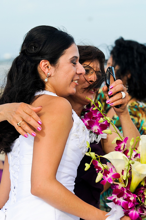 8/13/11 6:18:35 PM -- Port Aransas, TX.Wedding of Connie Torres and Doug Bernal Saturday, August 13, 2011 in Port Aransas.