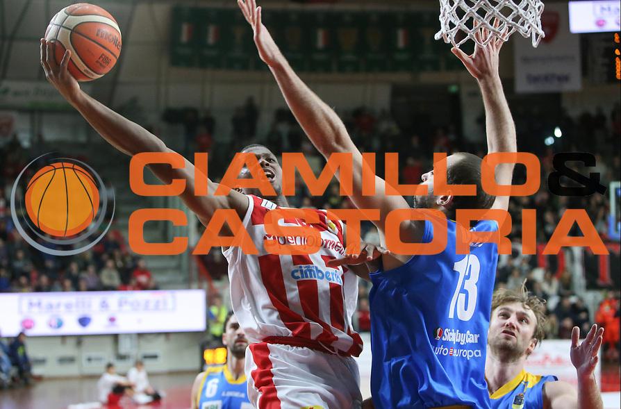 pallacanestro campionato 2017 2018 <br /> pala2a<br /> Varese vs Capo D'Orlando :