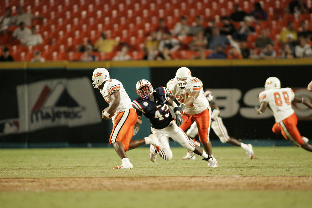 2005 FAU Football vs Oklahoma State