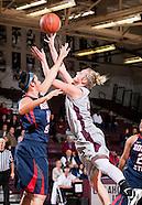 OC Women's BBall vs Rogers State - 1/12/2012