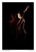Grace of the Gazelle Series - Low Key Art Nudes