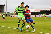 Dagenham and Redbridge v Forest Green Rovers 040517