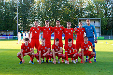 2018-10-15 Wales U19 v Poland U19