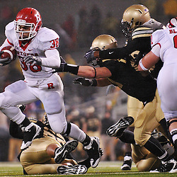 2009 NCAA Football - Rutgers 27, Army 10