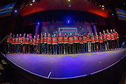 KELOWNA, CANADA - MARCH 18:  The Kelowna Rockets Team at the Kelowna Rockets Awards Ceremony on March 18, 2018 at The Kelowna Community Theatre  in Kelowna, British Columbia, Canada.  (Photo By Cindy Rogers/Nyasa Photography,  *** Local Caption ***