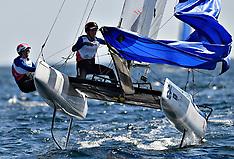 2018 - Sailing World Championships - Aarhus