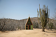 La Candelaria, a Desert Oasis and Pottery Village in Baja California Sur, Mexico