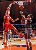 NCAA Basketball - Illinois Fighting Illini vs Northwestern Wildcats - Champaign, IL