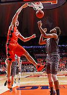 NCAA Basketball - Illinois Fighting Illini vs Northwestern Wildcats - Champaign, IL