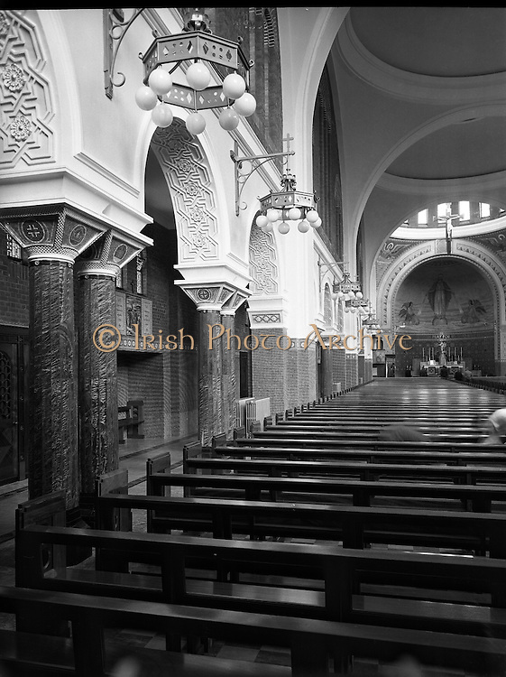 New Church, Bird Avenue, Clonskeagh.06/09/1957