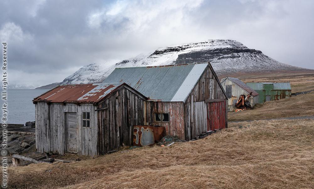 Gjogur, Strandir Coast, Westfjords