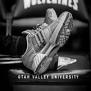 """UVU Men's Basketball players go through their daily routines for the 50 days """"All In"""" campaign on the campus of Utah Valley  University in Orem, Utah on Thursday Sept. 15, 2016. (August Miller, UVU Marketing)"""