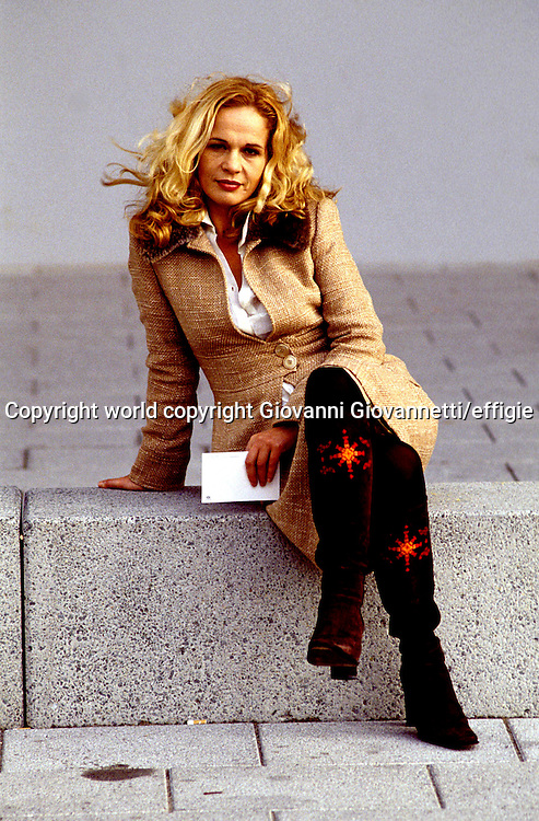 Alona Kimhi <br />world copyright Giovanni Giovannetti/effigie