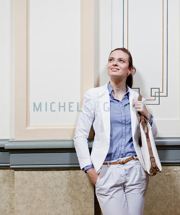 Lejla Terzimehic, Law student at the University of Groningen