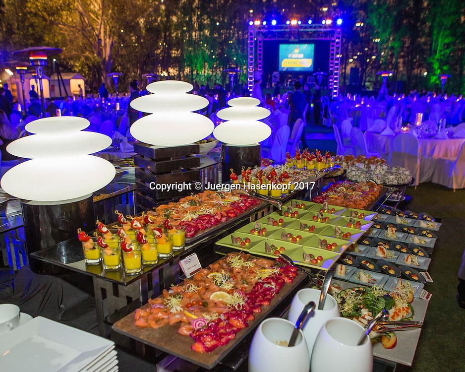 Dubai ATP Players Party<br /> <br /> Tennis - Dubai Duty Free Tennis Championships - WTA -  Players Party - Dubai -  - United Arab Emirates  - 28 February 2017. <br /> &copy; Juergen Hasenkopf
