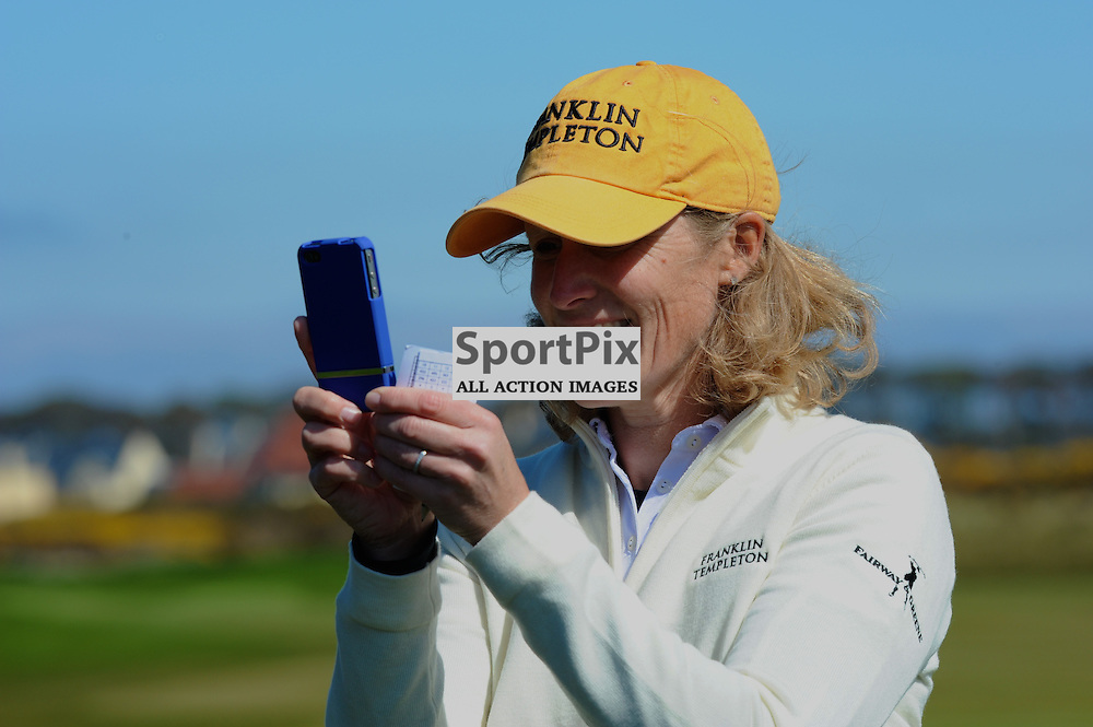 Scotland's Janice Moodie at the Aberdeen Asset Management Ladies Scottish Open at Archerfield Links Edinburgh 3-5th May 2012 (Lorraine Hill | STOCKPIX)