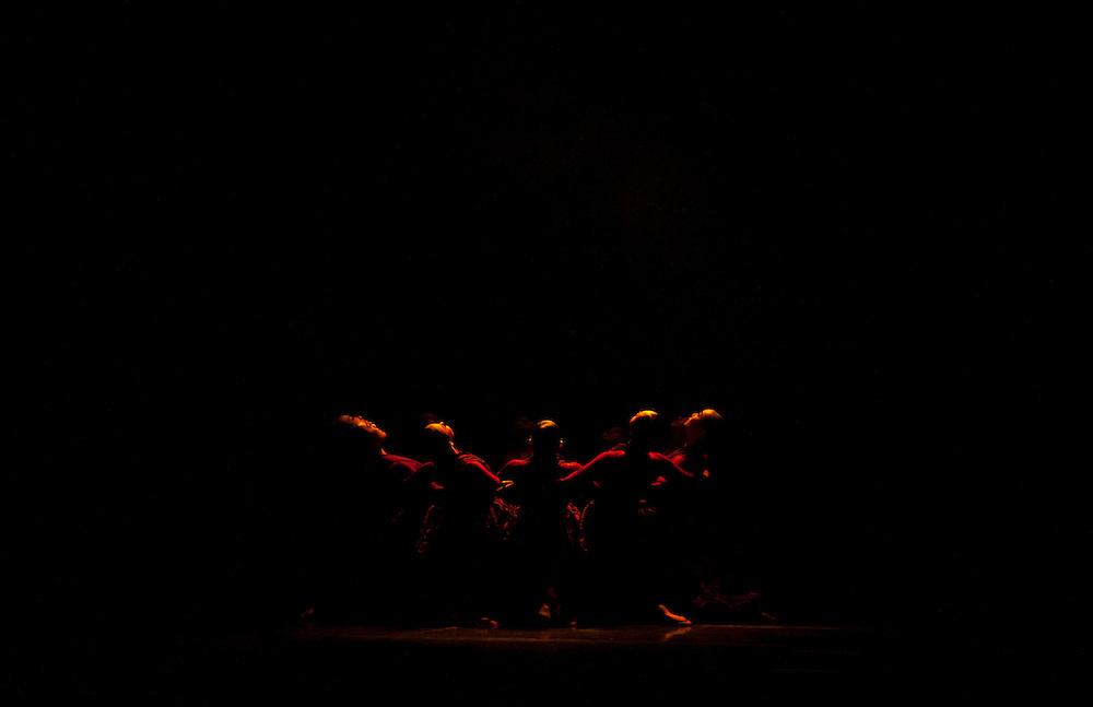 Traditional Korean Dance, Silla University Dance Department 33rd Anniversary Program
