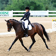 Angela Wong and Qaliete at the 2009 Cornerstone Summer Classic in Palgrave, Ontario.
