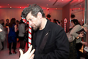 ANDY SERKIS; , English National BalletÕs annual pre-show party at the St. Martin's Lane hotel before a performance of the Nutcracker at the Coliseum. 15 December 2010. <br />  -DO NOT ARCHIVE-© Copyright Photograph by Dafydd Jones. 248 Clapham Rd. London SW9 0PZ. Tel 0207 820 0771. www.dafjones.com.<br /> ANDY SERKIS; , English National Ballet's annual pre-show party at the St. Martin's Lane hotel before a performance of the Nutcracker at the Coliseum. 15 December 2010. <br />  -DO NOT ARCHIVE-© Copyright Photograph by Dafydd Jones. 248 Clapham Rd. London SW9 0PZ. Tel 0207 820 0771. www.dafjones.com.