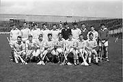 26/05/1968<br /> 05/26/1968<br /> 26 May 1968<br /> National Hurling League Final: Kerry v Antrim at Croke Park, Dublin.<br /> Antrim team.<br /> The Antrim team.