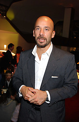 Football manager  GIANLUCA VIALLI at a VIP party to celebrate the launch of the new Fiat Punto held at the Truman Brewery 91 Brick Lane, Loncon on 19th January 2006.<br /><br />NON EXCLUSIVE - WORLD RIGHTS