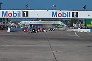 Race Start Mobil1 12 Hours of Sebring