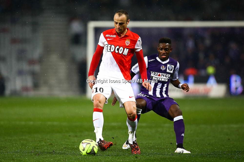 Dimitar Berbatov - 05.12.2014 - Toulouse / Monaco - 17eme journee de Ligue 1 -<br />Photo : Manuel Blondeau / Icon Sport
