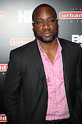 Malik Yoba at The 13th Annual UrbanWorld Film Festival Premiere of ' Law Abiding Citizen'  held at AMC 34th Street on September 23, 2009 in New York City