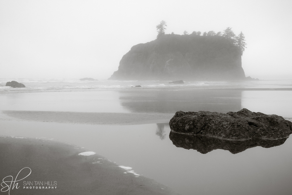 Haystack at Ruby Beach - Olympic National Park, WA