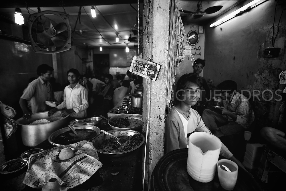 Street photography in India<br />