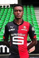 Edson MEXER - 15.09.2014 - Photo officielle Rennes - Ligue 1 2014/2015<br /> Photo : Philippe Le Brech / Icon Sport