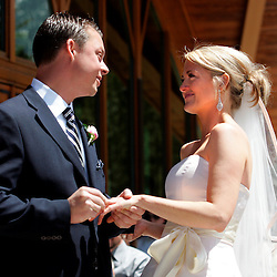 Wedding photos of Kelly & Todd, Edgewood Golf Course, Lake Tahoe, CA