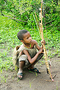 Child of the Datoga tribe, Lake Eyasi, northern Tanzania