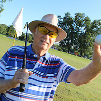Joe Knight hit his ninth lifetime hole in one earlier this summer while playing at River Birch Golf Club. However, his most proud accomplishment with the game years ago was hitting an albatross, which is making it through a Par 5 hole with two shots.