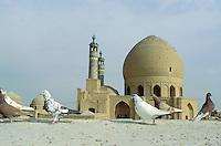 Agha Bozorg mosque - Kashan -Iran