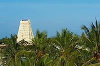 Inde, etat du Tamil Nadu, Rameswaram, temple de Ramanatha Swami // India, Tamil Nadu, Rameswaram, Ramanatha Swami