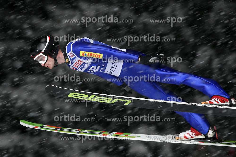20.01.2011, Zakopane, POL, FIS World Cup Ski Jump, Men, Qualifikation, im Bild RAFAL SLIZ // during FIS Ski Jumping World Cup In Zakopane Poland ond 20/1/2011. EXPA Pictures © 2011, PhotoCredit: EXPA/ Newspix/ Tomasz Markowski +++++ ATTENTION - FOR AUSTRIA/AUT, SLOVENIA/SLO, SERBIA/SRB an CROATIA/CRO CLIENT ONLY +++++..