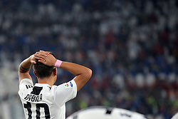 October 20, 2018 - Turin, Turin, Italy - Paulo Dybala #10 of Juventus FC reacts to a missed chance during the serie A match between Juventus FC and Genoa CFC at Allianz Stadium on October 20, 2018 in Turin, Italy. (Credit Image: © Giuseppe Cottini/NurPhoto via ZUMA Press)