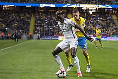 Sweden v France - 9 June 2017