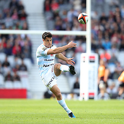 Dan Carter Racing 92 during the Top 14 match between Stade Toulousain and Racing 92 on April 16, 2017 in Toulouse, France. (Photo by Manuel Blondeau/Icon Sport)