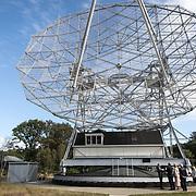 NLD/Hoogeveen/20190918 - Koningspaar brengt bezoek Zuid-west Drenthe, Koningin Maxima komen aan bij Astron