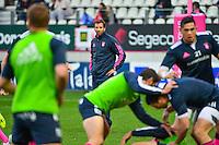 Gonzalo QUESADA - 14.03.2015 - Stade Francais / Grenoble -  20eme journee de Top 14<br /> Photo : David Winter  / Icon Sport<br /> <br />   *** Local Caption ***