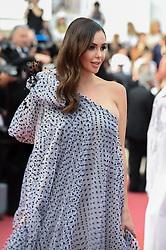 May 22, 2019 - Cannes, France - 72eme Festival International du Film de Cannes. Montée des marches du film ''Roubaix, une lumiere (Oh Mercy!)''. 72th International Cannes Film Festival. Red Carpet for ''Roubaix, une lumiere (Oh Merci!)'' movie.....239728 2019-05-22  Cannes France.. Benattia, Nabilla (Credit Image: © L.Urman/Starface via ZUMA Press)