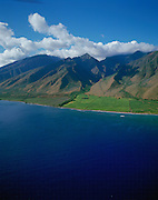 West Maui Mountains, Maui, Hawaii, USA<br />
