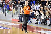DESCRIZIONE : Roma Lega serie A 2013/14 Acea Virtus Roma Grissin Bon Reggio Emilia<br /> GIOCATORE : Arbitro<br /> CATEGORIA : Arbitro Contropiede<br /> SQUADRA : Arbitro<br /> EVENTO : Campionato Lega Serie A 2013-2014<br /> GARA : Acea Virtus Roma Grissin Bon Reggio Emilia<br /> DATA : 22/12/2013<br /> SPORT : Pallacanestro<br /> AUTORE : Agenzia Ciamillo-Castoria/GiulioCiamillo<br /> Galleria : Lega Seria A 2013-2014<br /> Fotonotizia : Siena Lega serie A 2013/14 Acea Virtus Roma Grissin Bon Reggio Emilia<br /> Predefinita :