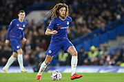 Chelsea Ethian Ampadu during the The FA Cup fourth round match between Chelsea and Sheffield Wednesday at Stamford Bridge, London, England on 27 January 2019.